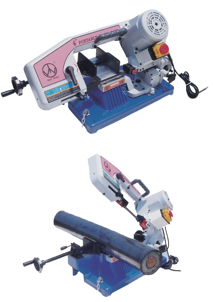 UE-100S Portable Band Saw Machine